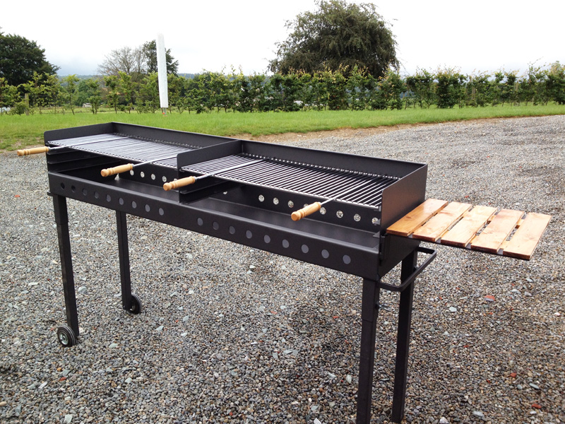 location barbecue province luxembourg Arden' Broche